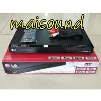 DVD PLAYER LG 542 GARANSI RESMI 1 TAHUN DVD LG542 USB MOVIE