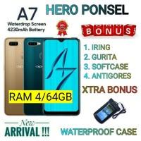 OPPO A7 RAM 3/64 GARANSI RESMI OPPO INDONESIA