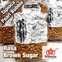 Bubble Tapioka Tapioca Pearl Bubble Mutiara Rasa Brown Sugar 1 kg
