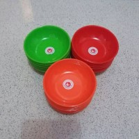 Piring Melamin 7 cm / Mangkok Melamin / Tempat Sambel/Cabe/Saos