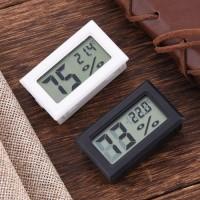 Hygrometer LCD Digital Pengukur Kelembaban Suhu Humidity Thermometer