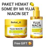 SOME BY MI YUJA NIACIN SET (Serum + Cream)
