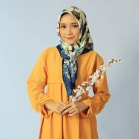 Tunik Rampel Yellow | Blouse
