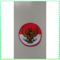 READY STOCK LOGO BORDIR GARUDA INDONESIA
