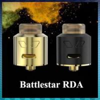 SALE ATOMIZER SMOANT RDA BATTLESTAR CLONE 24MM RDA SMOANT BATTLESTAR