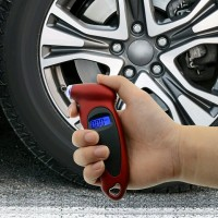 Alat Ukur Tekanan Angin Ban - Digital Tire Pressure Gauge