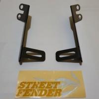 KTM Duke 250 / 390 Bracket Braket Dudukan Plat Nomor by Street Fender