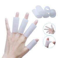 Silicone Gel Tube Finger Protector Pelindung Jari Tangan Silikon