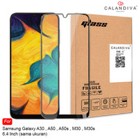 ONE-X Full Cover Tempered Glass Samsung Galaxy A30 A50