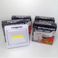 Lampu Emergency Mitsuyama LED / Lampu Stick Mitsuyama 10 watt