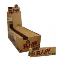 rolling paper raw single wide 50 lembar