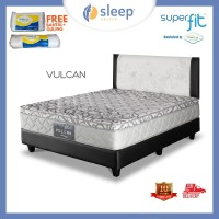 SC SUPERFIT BY COMFORTA VULCAN SET 100 120 160 180 200