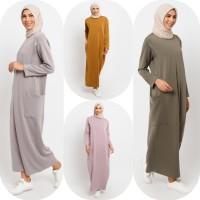 Katalog Gamis Hamil Dress Hamil Katalog.or.id