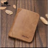 Bison Denim-Dompet Pria Horizontal Bifold Wallet (W4361-2VS)