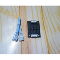TL-Smoother V1.0 addon module For 3D printer motor drivers