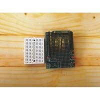 breadboard protoshield for arduino uno proto shield