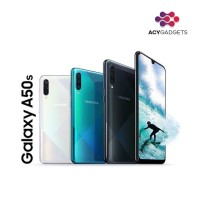 SAMSUNG GALAXY A50S 4/64GB GARANSI RESMI SEIN