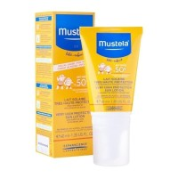 MUSTELA Bebe Baby High Protection Sun Lotion Sun Block Anak Bayi 50ml
