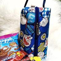 Tas Serba Guna Doraemon Souvenir Cantik Murah Tempat Snack Ulang Tahun