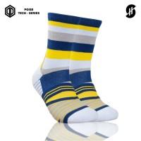Stayhoops - Kaos Kaki Olahraga - SDHX Indian Poise Tech Socks