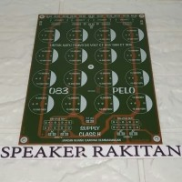 PAPAN PCB POWER BANK/POWER SUPLY SIMETRIS 16 ELCO