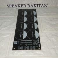 PAPAN PCB POWER BANK/POWER SUPLY SIMETRIS 8 ELCO