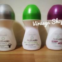 Deodorant Roll On Cewek atau Wanita Activelle Deodorant