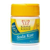 Soda Kue 81g KoePoe KoePoe Pemgembang Natrium Bikarbonat Kupu Kupu