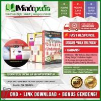 DVD Desain Undangan Pernikahan Tema Batik