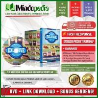 DVD Koleksi Desain Undangan Eksklusive Terbaru + Bonus