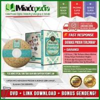 DVD Koleksi Desain Undangan Motif Ornament Bunga