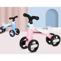 Premium Sepeda keseimbangan tanpa pedal tahan banting anti pecah