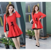 DRESS FASHION WANITA I DRESS MODIES WANITA I MURAH