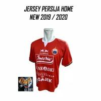 JERSEY LOKAL HOME PERSIJA MERAH 2019 2020