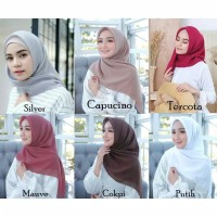 JILBAB BELLA SQUARE POLYCOTTON PART 1 HIJAB SEGI
