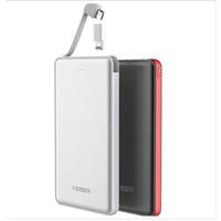 Powerbank Veger V50 12000mAh Slim Portable Power Bank 12000 mAh
