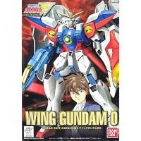 Bandai WF-09 1/144 Wing Gundam 0 with Figure