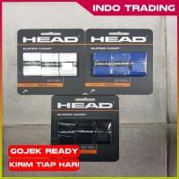 grip badminton tennis head super comb original