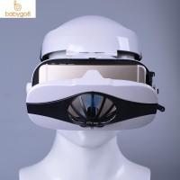 Terbaik FIit 5f Helm Kacamata Virtual Reality 3D VR untuk Smartphone