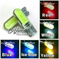 Lampu Led Senja Sein T10 COB Plasma Canbus Silicon Gell Non Strobo N