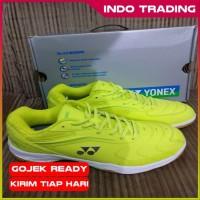 Sepatu Badminton Yonex SRCR 65 R Lime Green Original