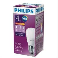 Philips LED Bulb 4-40watt - Warm White