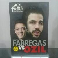 Promo BUKU OBRAL - MAJALAH OLAHRAGA: FABREGAS VS OZIL *BONUS POSTER