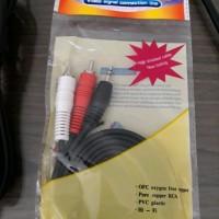 Kabel RCA 2-1 high quality