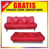 Sofa Bed / Sofabed / Kursi Tamu / Lipat / Malas / Santai / Angin Inoac
