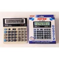 [ ECER ] Kalkulator 12 Digits Joyko CC-868