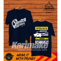 Kaos Tshirt Distro Driver Muda V Pick Up T1200ss L300 - Karimake