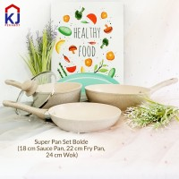 SUPER PAN SET BOLDE