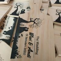 souvenir talenan kayu besar