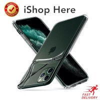 Transparan Bening Soft Case Perfect Fit Casing iPhone 11 Pro Max